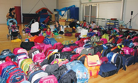 Bags of Comfort – How children in Qatar are helping Japan's earthquake victims
